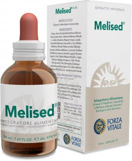 Melised - Integratore Spagyrico di Valeriana, Meliloto e Passiflora