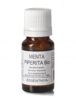 Menta Piperita Bio - Olio Essenziale Puro - 10 ml