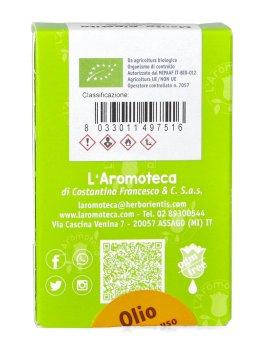 Menta Piperita Var. Chocolat - Olio Essenziale Bio