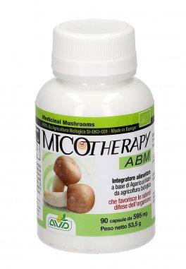 Micotherapy - ABM - Integratore Alimentare a base di Agaricus Blazei Murril (ABM)
