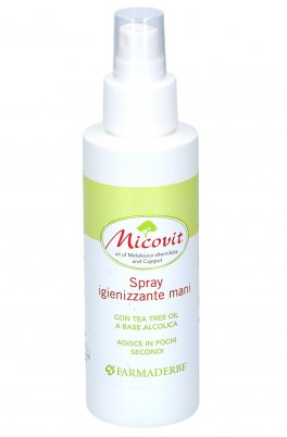 Micovit - Spray Igienizzante Mani