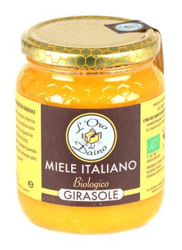 Miele di Girasole Bio - 500 g