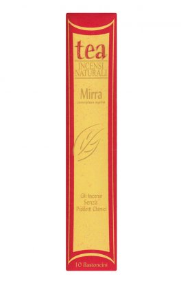 Mirra - Incenso Naturale - Bastoncini
