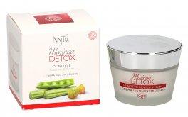 Moringa Detox di Notte - Crema Viso Antirughe