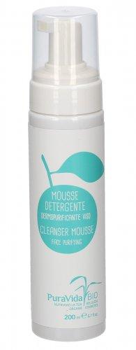 Mousse Detergente Dermopurificante Viso