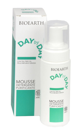 Mousse Detergente Purificante Day by Day