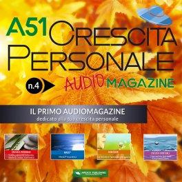 Macrolibrarsi - Mp3 - A51 Crescita Personale - Audiomagazine - N. 4