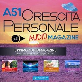 Macrolibrarsi - Mp3 - A51 Crescita Personale - Audiomagazine - Numero 3