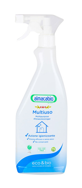Multiuso Spray - Detergente per Superfici Dure
