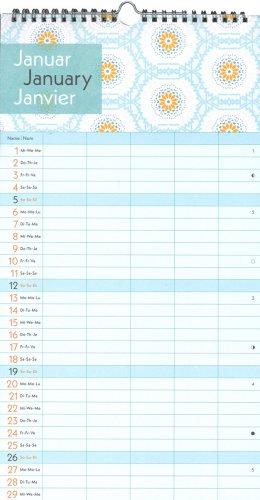 Calendario 2020 Con Numero Settimane.Namaste Family Planner Calendario 2020 Calendario