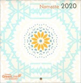 Namaste - Calendario 2020