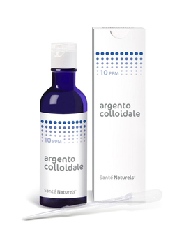 Argento Colloidale - 10 ppm - 200 ml