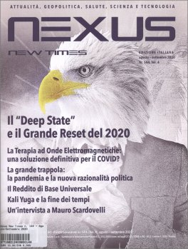 NEXUS NEW TIMES N. 144 - AGOSTO-SETTEMBRE 2020 — RIVISTA Attualità, geopolitica, salute, scienza e tecnologia