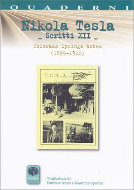 Nikola Tesla - Scritti XII