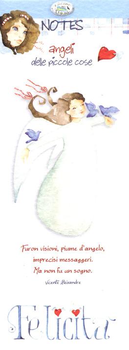 Notes Piccolo - Angeli delle Piccole Cose
