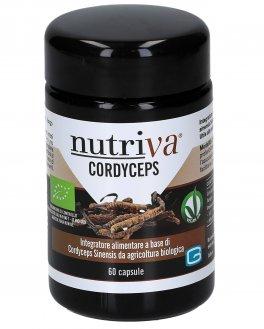 Nutriva Cordyceps - 60 Capsule