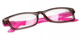 Occhiali - Modello Lifestyle - Serie 3 - Rosa +1,00
