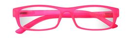 Occhiali per Lettura - Fluo- Rosa - 3,50