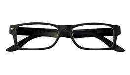 Occhiali per Lettura - Modello Boss - Nero - 3,50