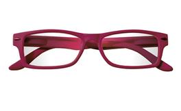 Occhiali per Lettura - Modello Boss - Rosso - 3,50