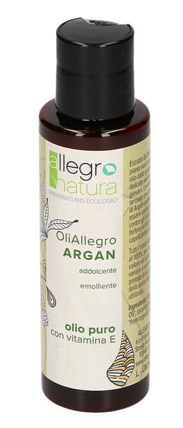 Oliallegro Argan - Olio Puro con Vitamina E