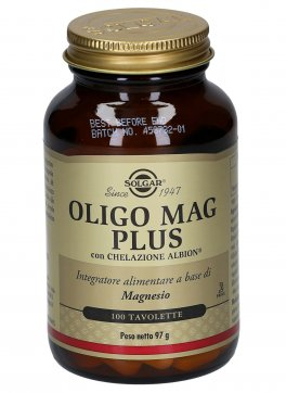 Oligo Mag Plus - Integratore a base di Magnesio
