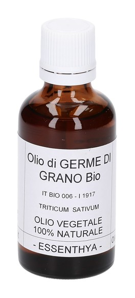 Olio di Germe di Grano - Olio Base Puro - 50 ml