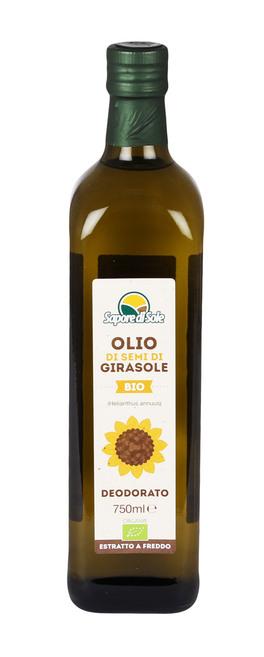 Olio di Semi di Girasole - Deodorato
