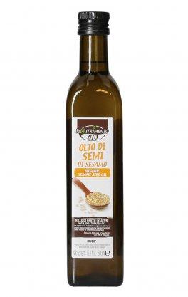 Olio di Sesamo - Il Nutrimento