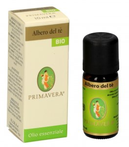 Olio Essenziale - Albero del Tè Bio