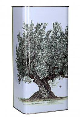 Olio Extra Vergine di Oliva Biologico - Confezione Risparmio