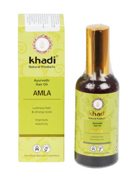 Olio per Capelli Ayurvedico all'Amla - Ayurvedic Hair Oil Amla