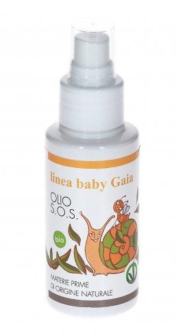 Olio S.O.S. Repellente - Linea Baby Gaia
