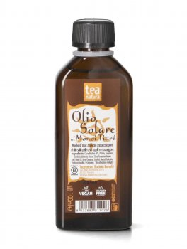 Olio Solare al Monoi Tiaré - Olio Abbronzante