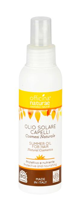 Olio Solare Capelli
