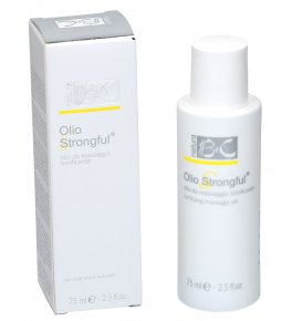 Macrolibrarsi - Olio Strongful - Olio da Massaggio Tonificante