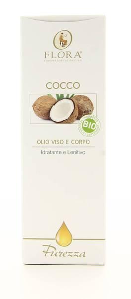 Olio Viso e Corpo al Cocco
