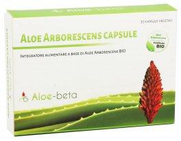 Omaggio -  Aloe Arborescens in Capsule