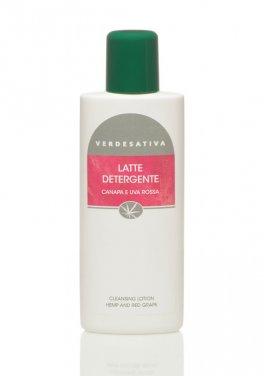 Omaggio - <b>Latte Detergente Canapa e Uva Rossa</b>