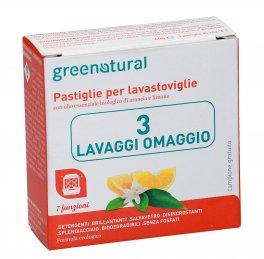 Omaggio - Pastiglie Per Lavastoviglie - 3 Pastiglie