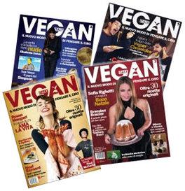 Omaggio - Vegan Italy - Rivista