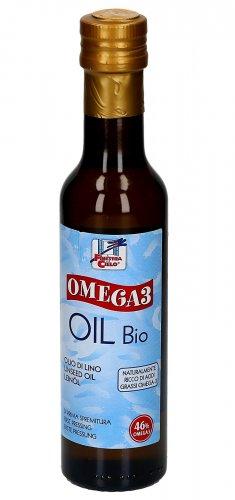Omega 3 Oil Bio - Olio di Lino