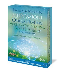 Omega Healing - Accelerated Healing Brain Training in frequenza 432 Hz