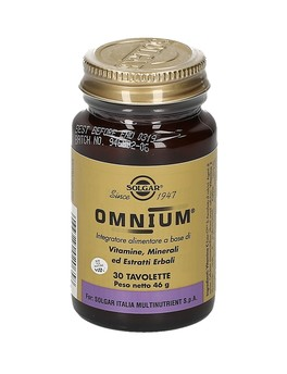 Omnium - Integratore Multivitaminico e Multiminerale