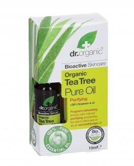 Organic Tea Tree - Olio essenziale