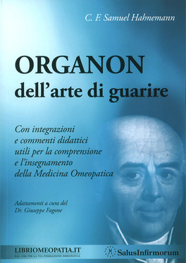 Macrolibrarsi - Organon dell'Arte di Guarire
