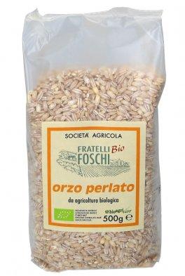 Orzo Perlato Bio, Italiano
