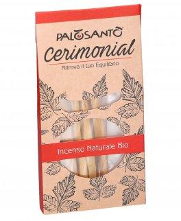Incenso Naturale paletti di Palo Santo - Cerimonial