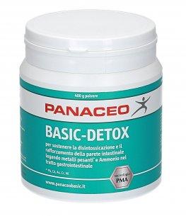 Panaceo Basic Detox - Integratore di PMA-Zeolite® in Polvere