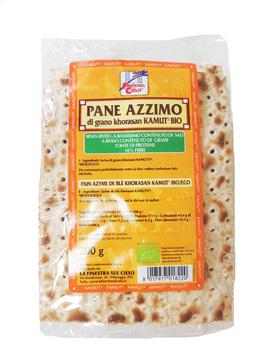 Pane Azzimo di Grano Khorasan Kamut Bio